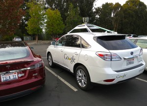Self Driving Car - Google Car